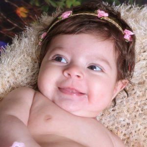Ensaio infantil, estresse estético e personalidade