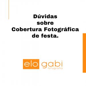 Dúvidas Recorrentes | Fotografia Festa Infantil